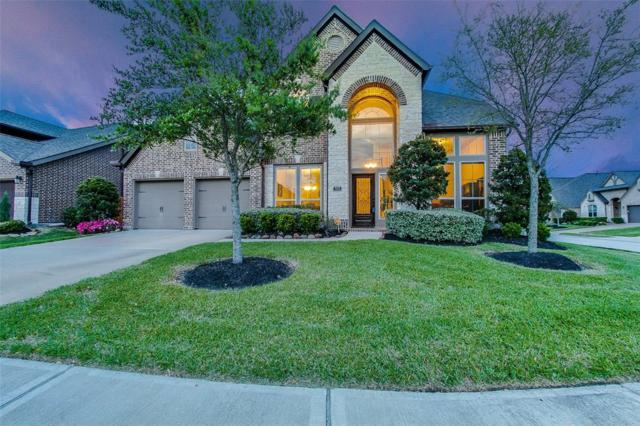 3505 Harvest Moon Lane, Pearland, TX 77584 (MLS #9932500) :: The Heyl Group at Keller Williams