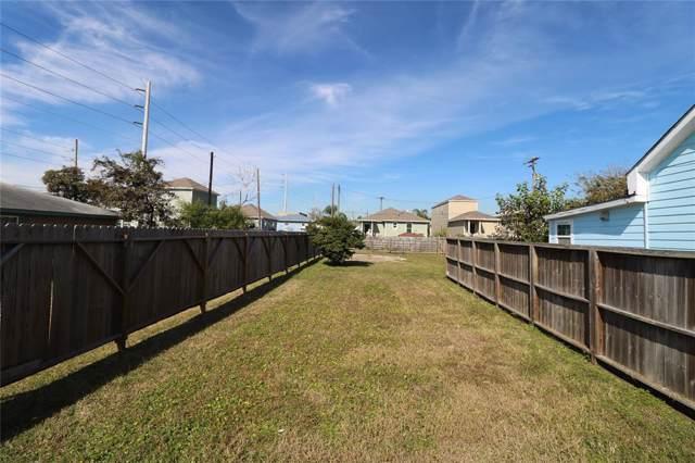 5216 Avenue L, Galveston, TX 77551 (MLS #9936706) :: Texas Home Shop Realty