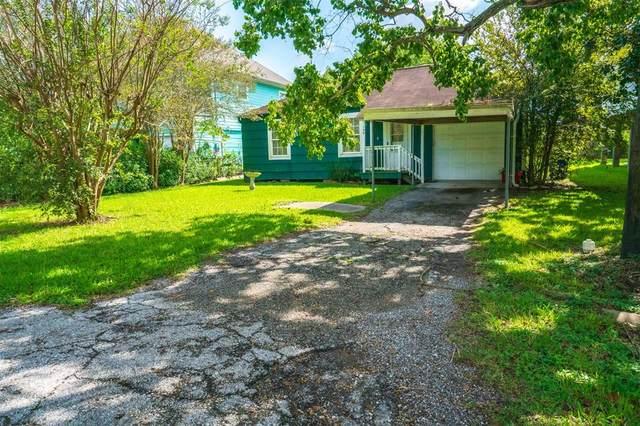 130 W 6th Street, Kemah, TX 77565 (MLS #9953559) :: The Home Branch