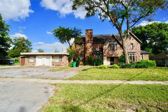5020 Robertson Street, Houston, TX 77009 (MLS #9964097) :: Ellison Real Estate Team