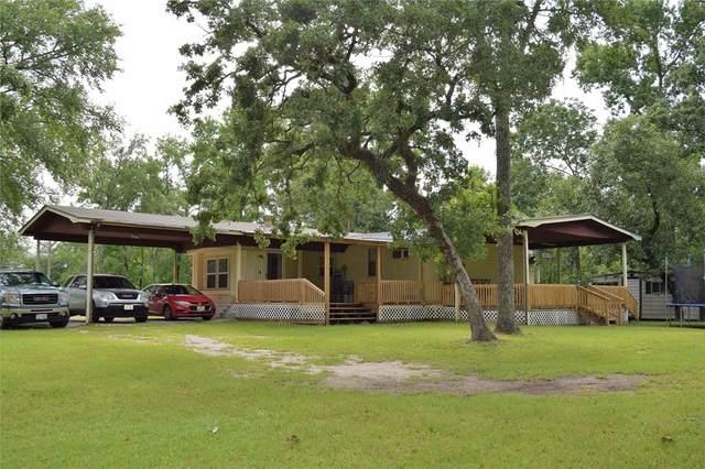 16A Pine Circle, Huntsville, TX 77320 (MLS #9970135) :: Guevara Backman