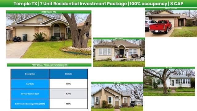 2910 San Jacinto Street, Temple, TX 76502 (MLS #998066) :: The Sansone Group