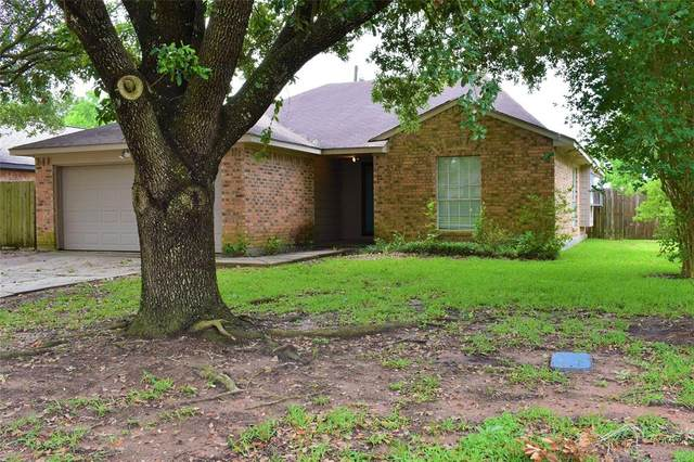 1002 Hickory Post Court, Tomball, TX 77375 (MLS #9982231) :: Rachel Lee Realtor