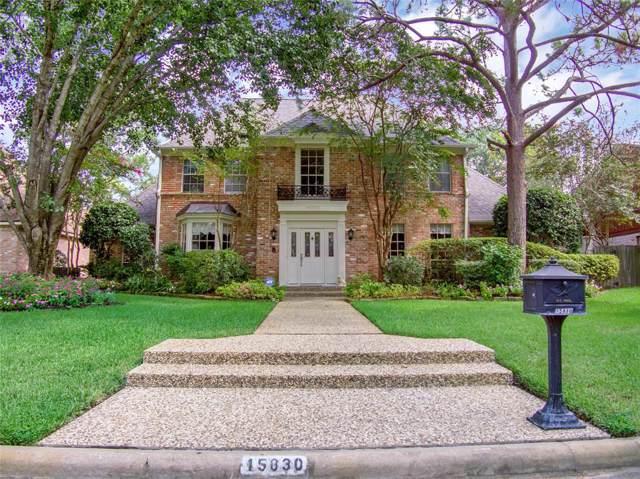 15830 Fleetwood Oaks Drive, Houston, TX 77079 (MLS #9983955) :: CORE Realty