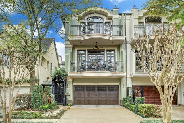 2211 Dunraven Lane, Houston, TX 77019 (MLS #9984386) :: The Freund Group