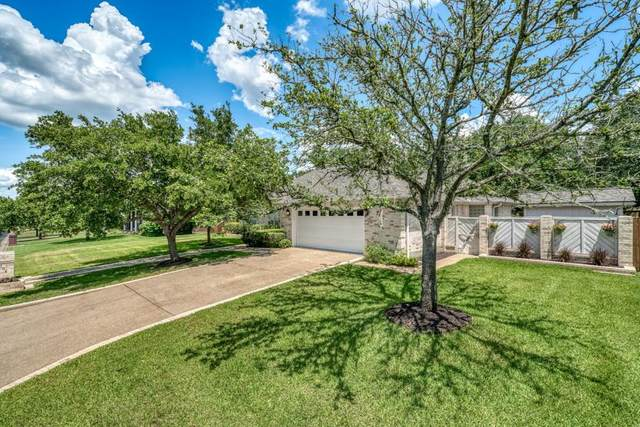 706 Honeysuckle Lane, College Station, TX 77845 (MLS #9996596) :: Texas Home Shop Realty
