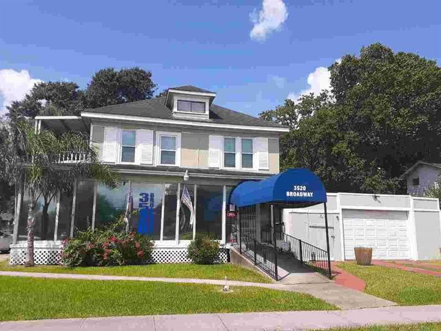 3520 Broadway Street, Houston, TX 77017 (MLS #10025251) :: All Cities USA Realty
