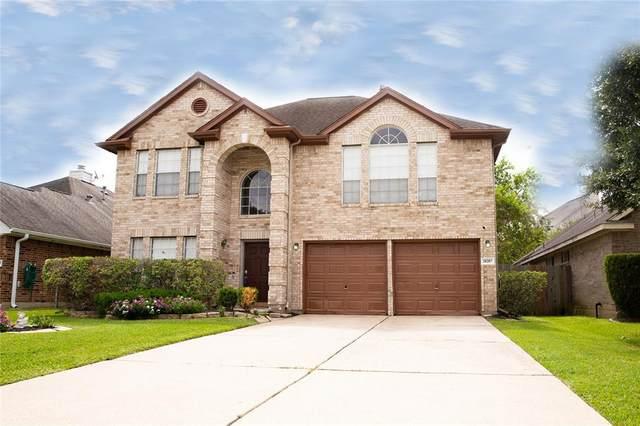 18207 Flint Hill Drive, Katy, TX 77449 (MLS #10365888) :: All Cities USA Realty