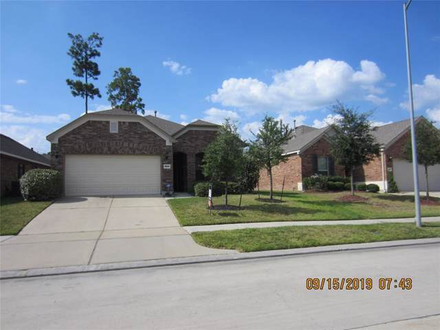 16919 Lake Willowby Lane, Houston, TX 77044 (MLS #10369718) :: JL Realty Team at Coldwell Banker, United