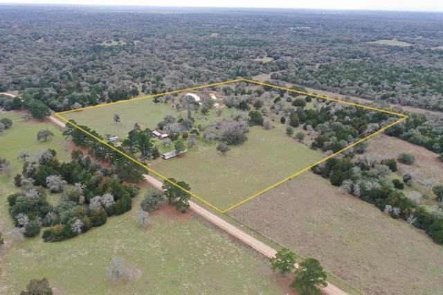 1994 County Road 157A, Hallettsville, TX 77964 (MLS #10374232) :: The Jill Smith Team