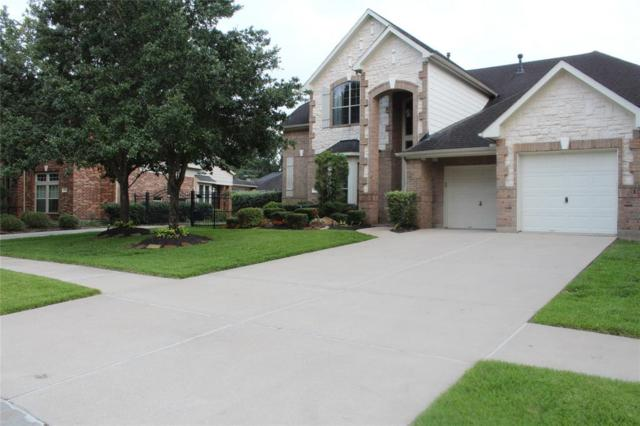 3411 Aspen Lake Drive, Manvel, TX 77578 (MLS #10549044) :: The Heyl Group at Keller Williams