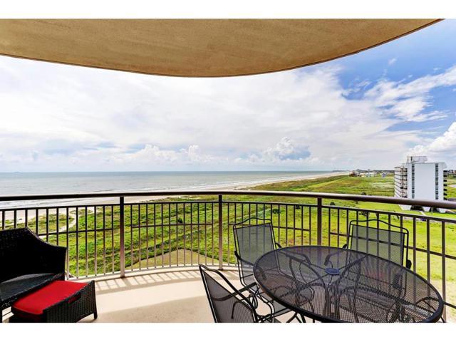 801 E Beach Drive Tw0608, Galveston, TX 77550 (MLS #10565296) :: REMAX Space Center - The Bly Team