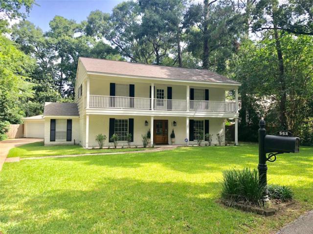 552 Shenandoah Park, Conroe, TX 77302 (MLS #10613058) :: The Home Branch
