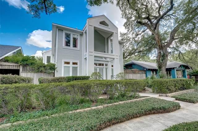 1717 Haver Street, Houston, TX 77006 (MLS #10673999) :: Texas Home Shop Realty