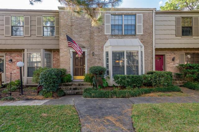 7505 Memorial Woods Drive #58, Houston, TX 77024 (MLS #10783727) :: Grayson-Patton Team