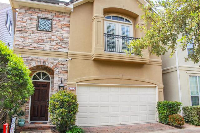 1203 Sherwood Forest Glen Court, Houston, TX 77043 (MLS #10791219) :: Texas Home Shop Realty