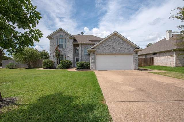 3718 Bridle Court, College Station, TX 77845 (MLS #10835956) :: Texas Home Shop Realty