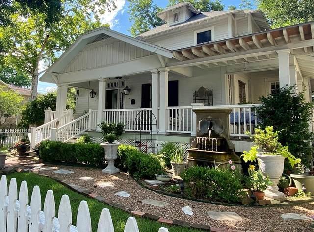 949 Omar Street, Houston, TX 77009 (MLS #10838498) :: The Bly Team