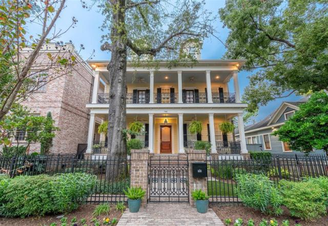 703 Columbia Street, Houston, TX 77007 (MLS #10913609) :: The Kevin Allen Jones Home Team