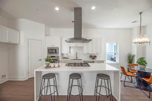 1215 Edwards Street, Houston, TX 77007 (MLS #11023080) :: Texas Home Shop Realty