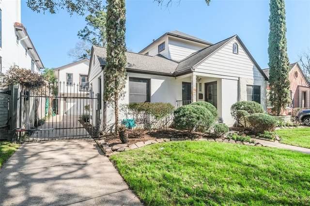 2212 Watts Street, Houston, TX 77030 (MLS #11036527) :: The Property Guys