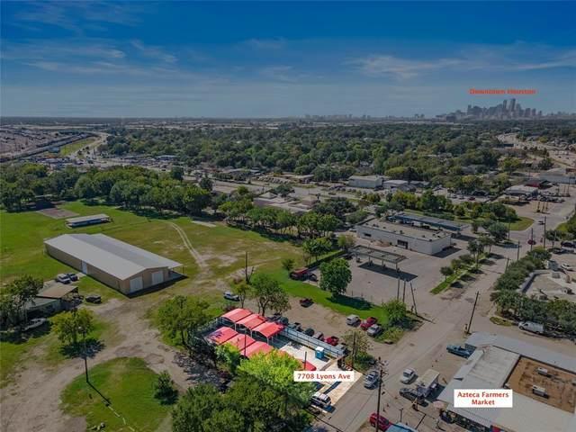 7708 Lyons Avenue, Houston, TX 77020 (MLS #11194889) :: Caskey Realty