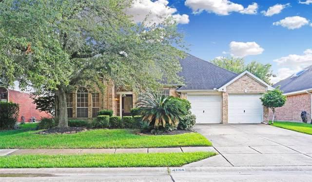4134 Sorenson Drive, Pearland, TX 77584 (MLS #11239831) :: Green Residential