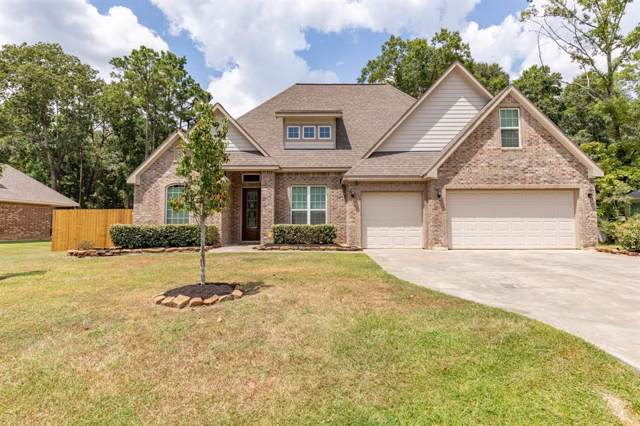 1223 Commons Waterway Drive, Huffman, TX 77336 (MLS #11315864) :: The SOLD by George Team