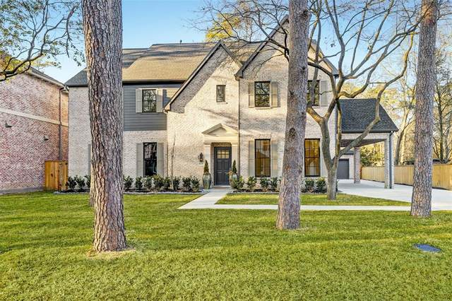 12436 Cobblestone Drive, Houston, TX 77024 (MLS #11390547) :: The Sansone Group