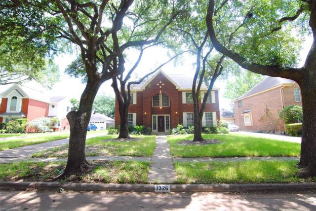 1326 N Medio River Circle, Sugar Land, TX 77478 (MLS #11452404) :: The SOLD by George Team