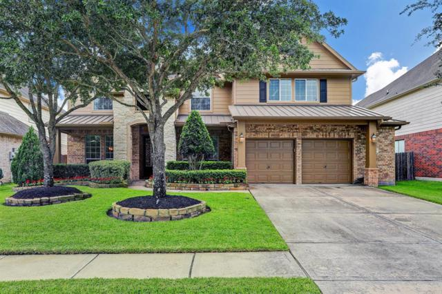 2402 Shorebrook Drive, Pearland, TX 77584 (MLS #11602418) :: The SOLD by George Team