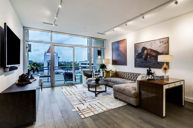 3331 D'amico Street #403, Houston, TX 77019 (MLS #11741587) :: The SOLD by George Team