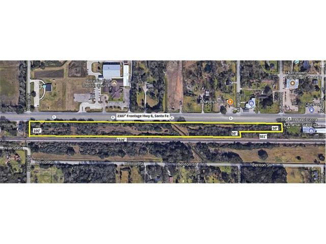 0 Highway 6, Santa Fe, TX 77510 (MLS #1186285) :: The Heyl Group at Keller Williams