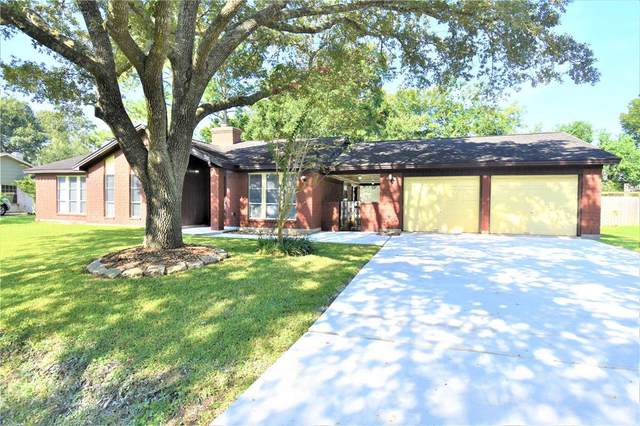 3822 Hansen Drive, Dickinson, TX 77539 (MLS #12076353) :: Connect Realty