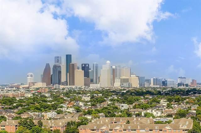 2121 Kirby Drive 14SE, Houston, TX 77019 (MLS #12089080) :: The Parodi Team at Realty Associates