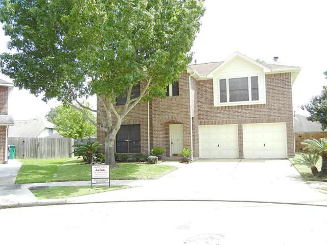 602 Oak Berry Drive, Kemah, TX 77565 (MLS #12153384) :: REMAX Space Center - The Bly Team