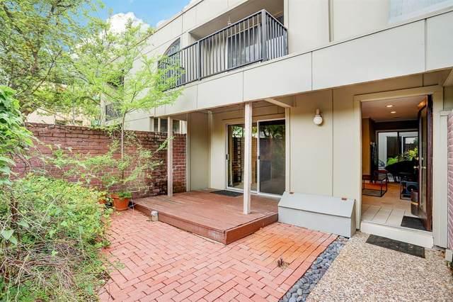 2330 Steel Street #23, Houston, TX 77098 (MLS #12256473) :: Texas Home Shop Realty