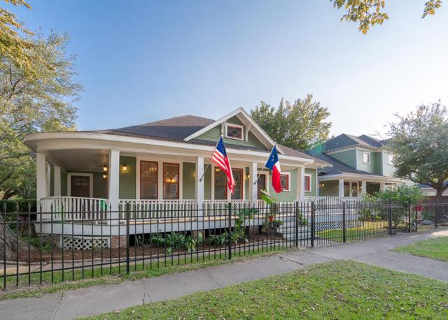 645 Harvard Street, Houston, TX 77007 (MLS #1227153) :: NewHomePrograms.com LLC