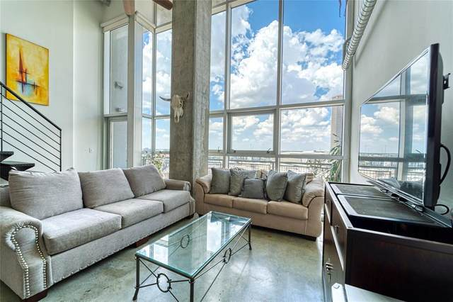 2000 Bagby Street #11418, Houston, TX 77002 (MLS #12287995) :: Caskey Realty