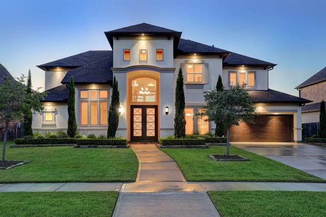 1104 Rymers Switch Lane, Friendswood, TX 77546 (MLS #12318408) :: The Bly Team