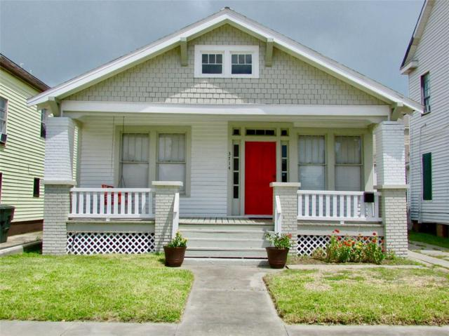 3714 Avenue M 1/2, Galveston, TX 77550 (MLS #12600684) :: The SOLD by George Team