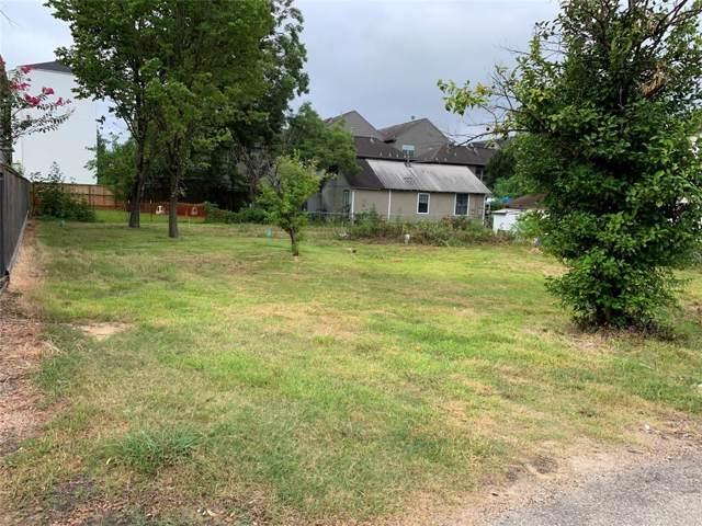 4315 Allen Street, Houston, TX 77007 (MLS #12732242) :: Texas Home Shop Realty