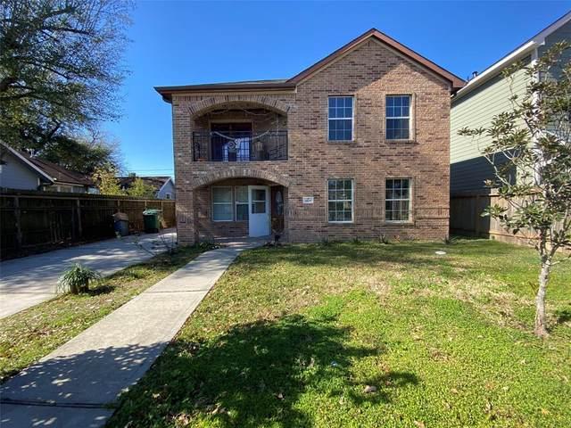 3807 Edison Street, Houston, TX 77009 (MLS #12836939) :: The Home Branch