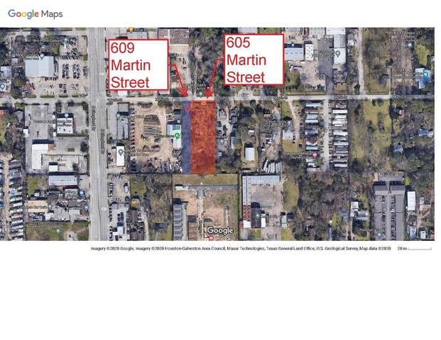 605 Martin Street, Houston, TX 77018 (MLS #13056643) :: Lerner Realty Solutions