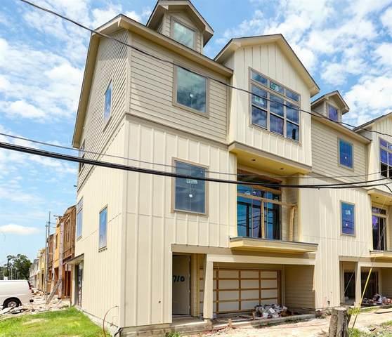 710 Louise Street, Houston, TX 77009 (MLS #13227507) :: Keller Williams Realty