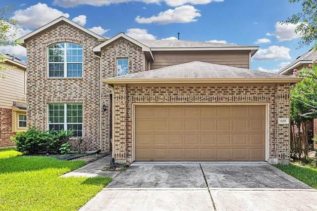 619 Trail Springs Court, Houston, TX 77339 (#13407425) :: ORO Realty