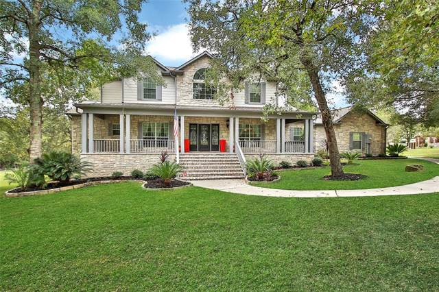 11518 Royal Hill Court, Montgomery, TX 77316 (MLS #13407547) :: The Jennifer Wauhob Team