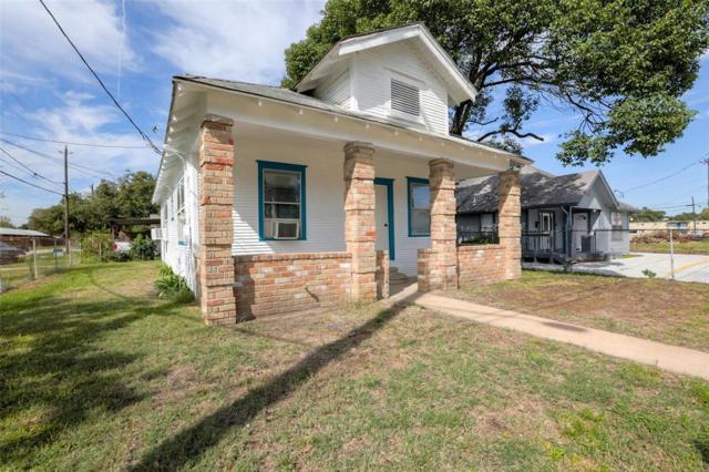 4301 Fulton Street, Houston, TX 77009 (MLS #13483127) :: The Heyl Group at Keller Williams