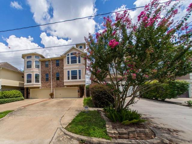 4228 Childress Street B, Houston, TX 77005 (MLS #14130907) :: Keller Williams Realty