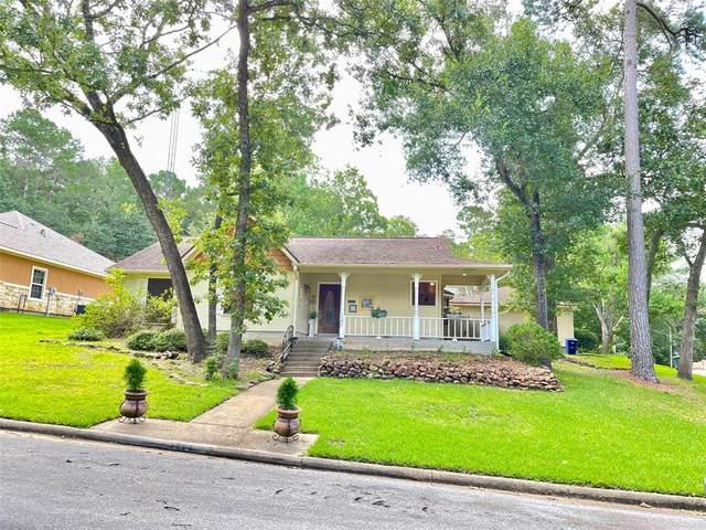241 Evergreen Drive, Huntsville, TX 77340 (MLS #14153785) :: My BCS Home Real Estate Group